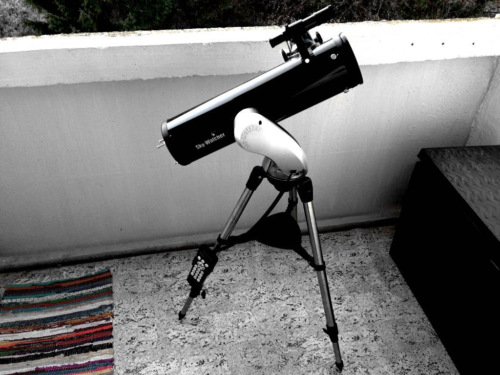 SkyWatcher Explorer 130P SynScan AZ GoTo Review