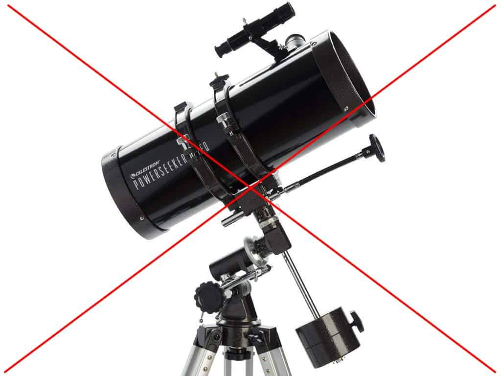 Why Is Celestron PowerSeeker 127EQ The Best Selling Telescope?