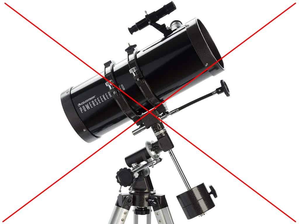 Why Is Celestron PowerSeeker 127EQ The Best Selling Telescope?