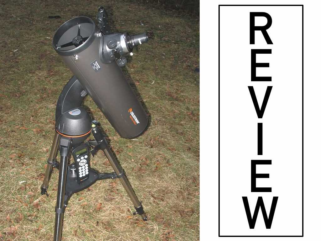 Celestron NexStar 130 SLT  Computerized Telescope Review