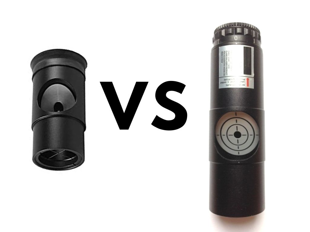 Cheshire Eyepiece vs Laser Collimator - Which Is Better?