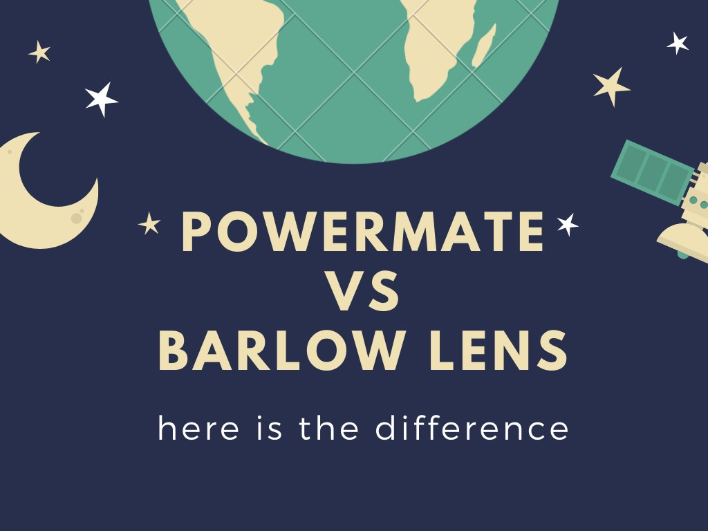 Powermate vs Barlow - Here Is The Difference