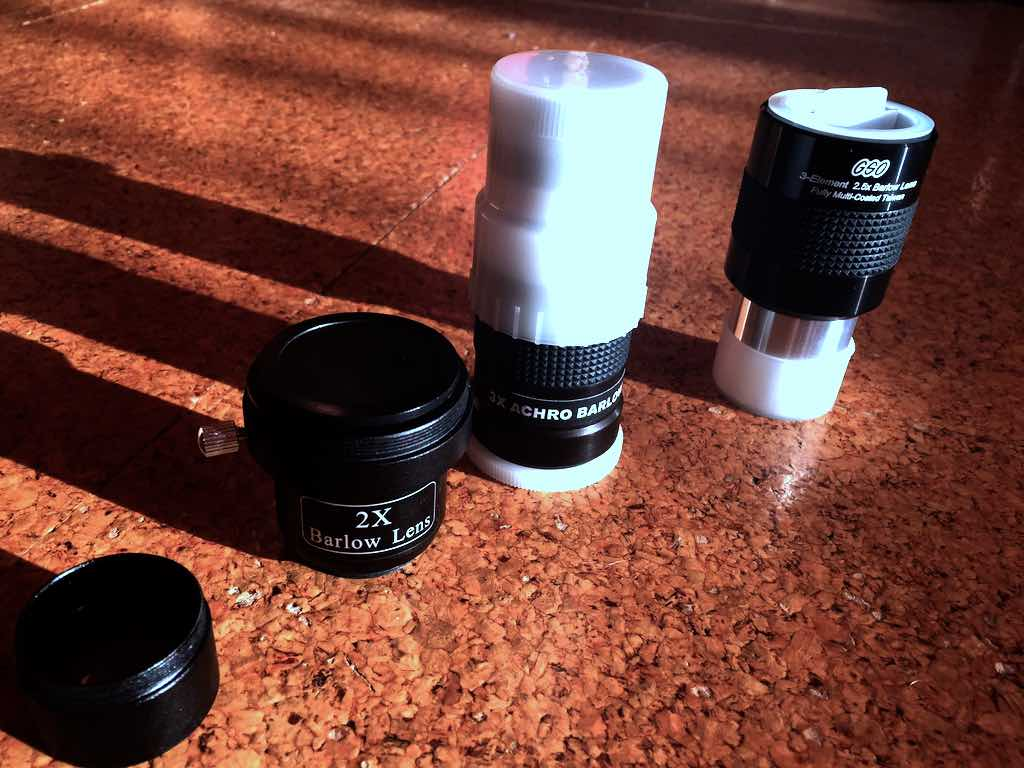 The Best Barlow Lens For Any Telescope - Buying Guide