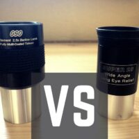 Barlow Lens vs Eyepiece - Magnification Battle